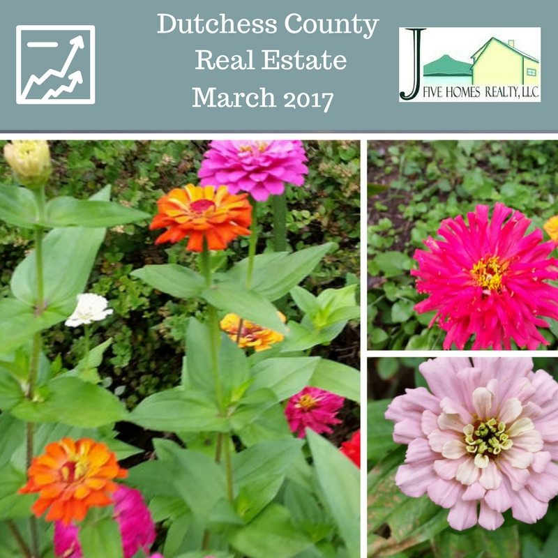 Dutchess County real estate March 2017