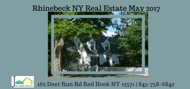 Rhinebeck Ny Real Estate May 2017 Update For Stand Alone
