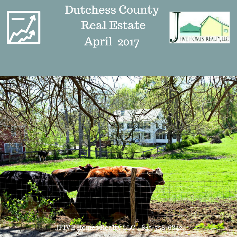 Dutchess County real estate April 2017