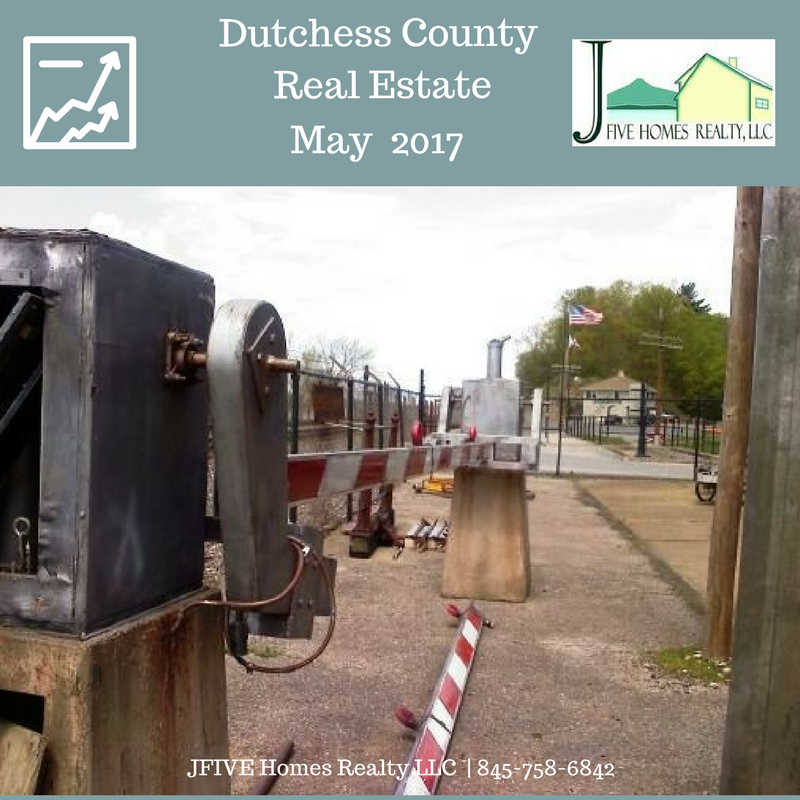 Dutchess County NY real estate May 2017