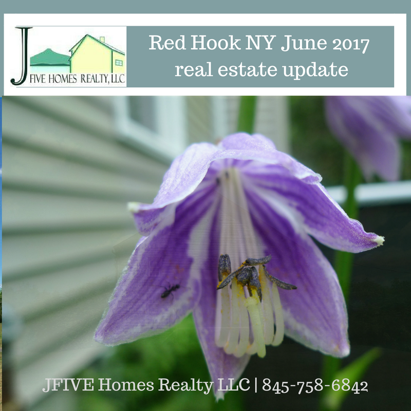 Red Hook NY real estate June 2017
